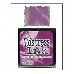 Ranger Distress Ink Pad Cube Seedless Preserves by Tim Holtz