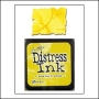 Ranger Distress Ink Pad Cube Spiced Mustard Seed by Tim Holtz