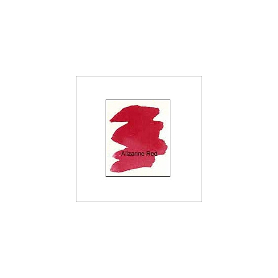 Nicholsons Peerless Transparent Watercolor Sheet Alizarine Red