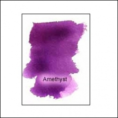 Nicholsons Peerless Transparent Watercolor Sheet Amethyst