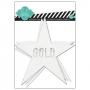 Heidi Swapp Color Magic Watercolor Tags Stars