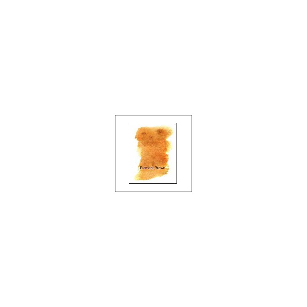 Nicholsons Peerless Transparent Watercolor Sheet Bismark Brown