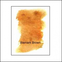Nicholsons Peerless Transparent Watercolor Sheet Bismark Brown
