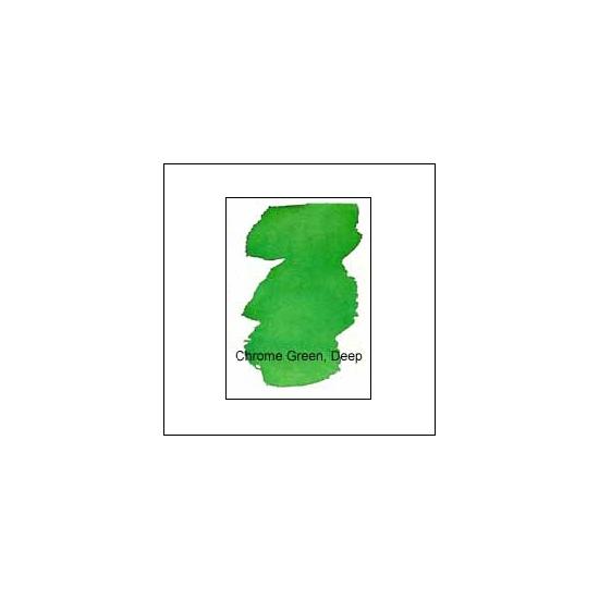 Nicholsons Peerless Transparent Watercolor Sheet Chrome Green