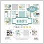 Echo Park Paper Co 12x12 Photo Freedom Happy Little Moments Collection Kit