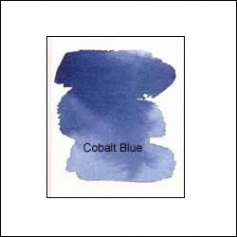 Nicholsons Peerless Transparent Watercolor Sheet Cobalt Blue
