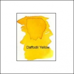 Nicholsons Peerless Transparent Watercolor Sheet Daffodil Yellow