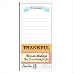 Elles Studio Lil Snippets Gratitude