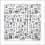 Crate Paper Printed Vellum Numbers Boys Rule Collection