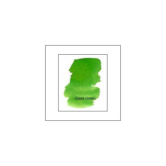Nicholsons Peerless Transparent Watercolor Sheet Grass Green