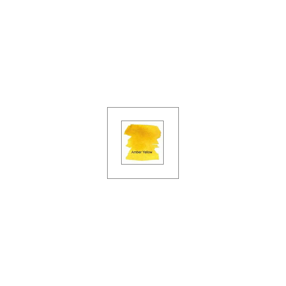 Nicholsons Peerless Transparent Watercolor Sheet Amber Yellow