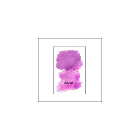 Nicholsons Peerless Transparent Watercolor Sheet Mauve