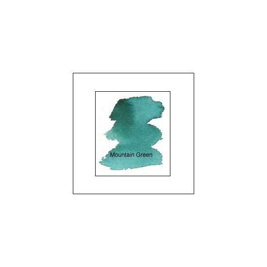 Nicholsons Peerless Transparent Watercolor Sheet Mountain Green