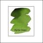 Nicholsons Peerless Transparent Watercolor Sheet Myrtle Green