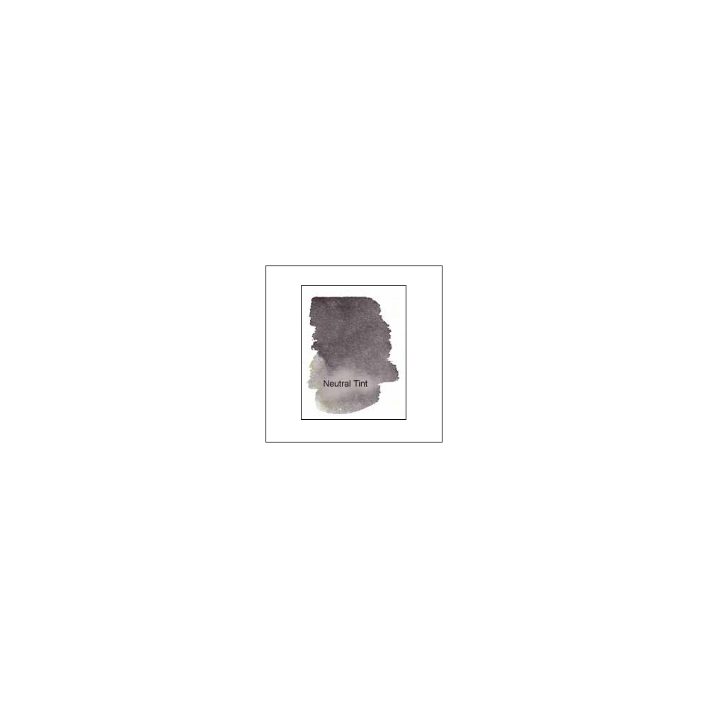 Nicholsons Peerless Transparent Watercolor Sheet Neutral Tint