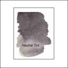 Nicholsons Peerless Transparent Watercolor Sheet Neutral Tint