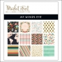 My Minds Eye Paper Pad 6x6 Ashbury Heights Market Street Collection by Jen Allyson
