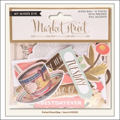 My Minds Eye Mixed Bag Ashbury Heights Market Street Collection by Jen Allyson
