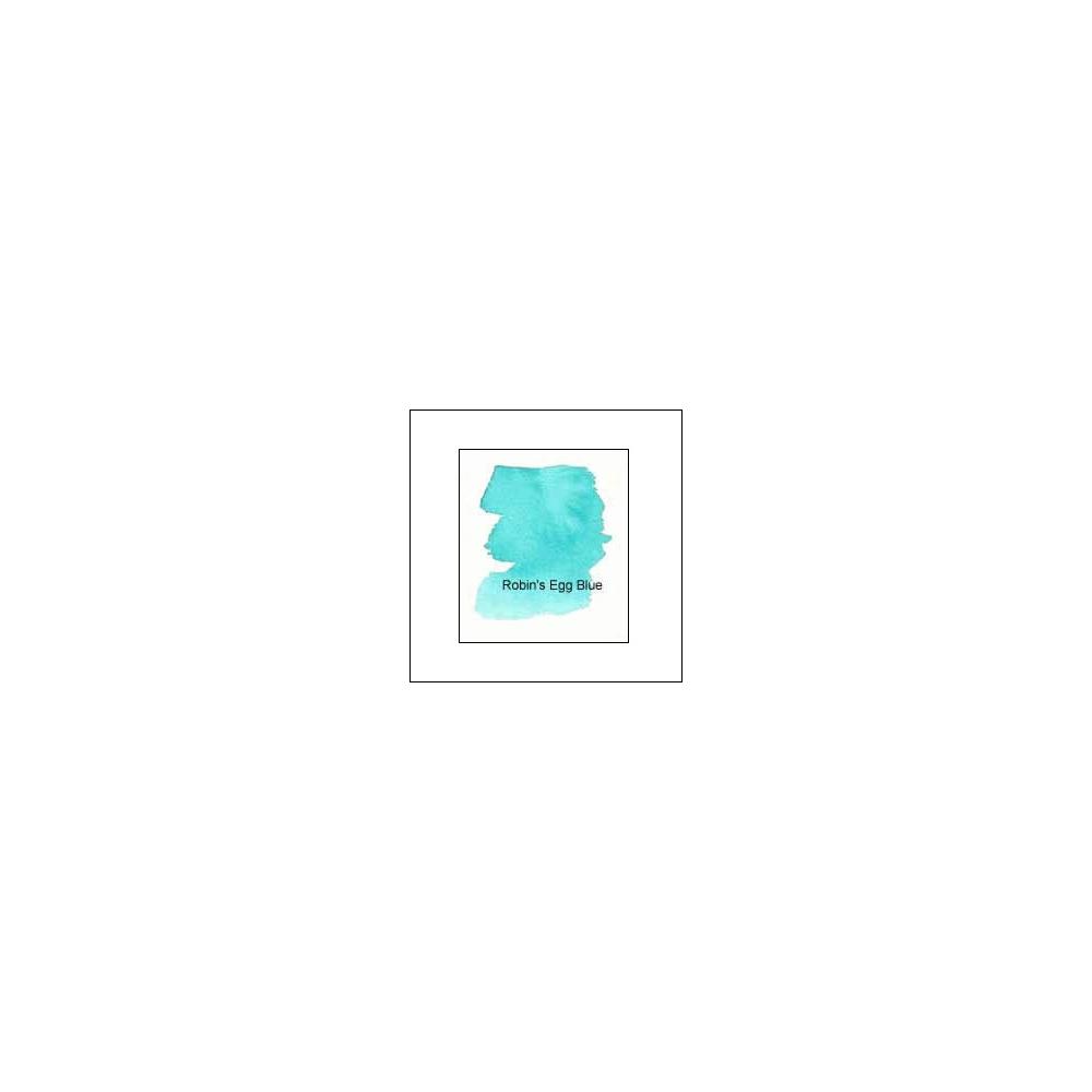 Nicholsons Peerless Transparent Watercolor Sheet Robins Egg Blue