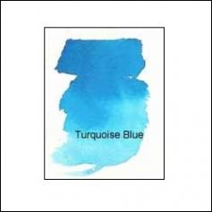 Nicholsons Peerless Transparent Watercolor Sheet Turquoise Blue