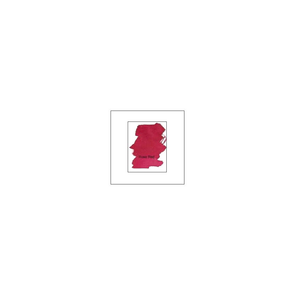 Nicholsons Peerless Transparent Watercolor Sheet Rose Red