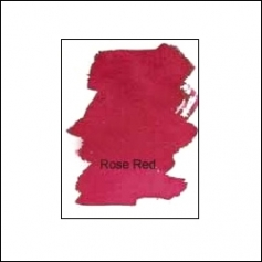 Nicholsons Peerless Transparent Watercolor Sheet Rose Red