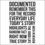 Kaisercraft Clear Stamps Document Captured Moments Collection