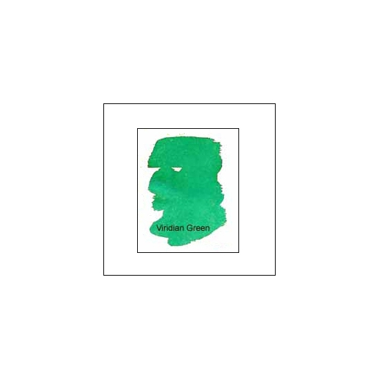 Nicholsons Peerless Transparent Watercolor Sheet Viridian Green