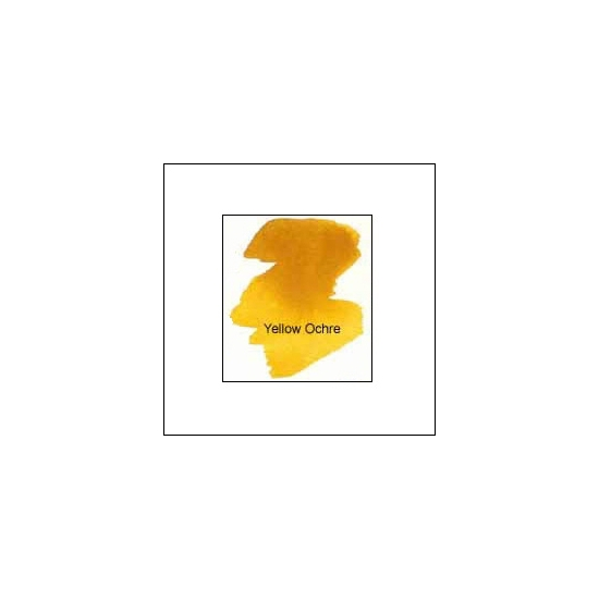 Nicholsons Peerless Transparent Watercolor Sheet Yellow Ochre