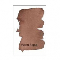 Nicholsons Peerless Transparent Watercolor Sheet Warm Sepia