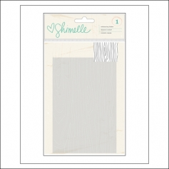 American Crafts Embossing Folder Woodgrain Shimelle Collection