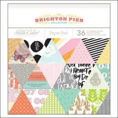 Studio Calico Paper Pad 6x6 Brighton Pier Collection