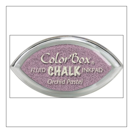 Clearsnap Colorbox Cats Eye Fluid Chalk Ink Pad Orchid Pastel