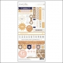Teresa Collins Decorative Sticker Sheet Life Emporium Collection