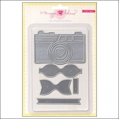 Crate Paper Die Cutting Set Styleboard Collection by Maggie Holmes