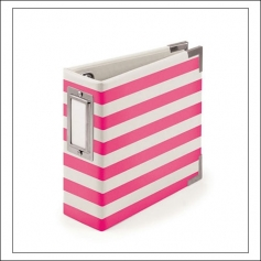 We R Memory Keepers Albums Made Easy 4x4 Instagram Neon Pink