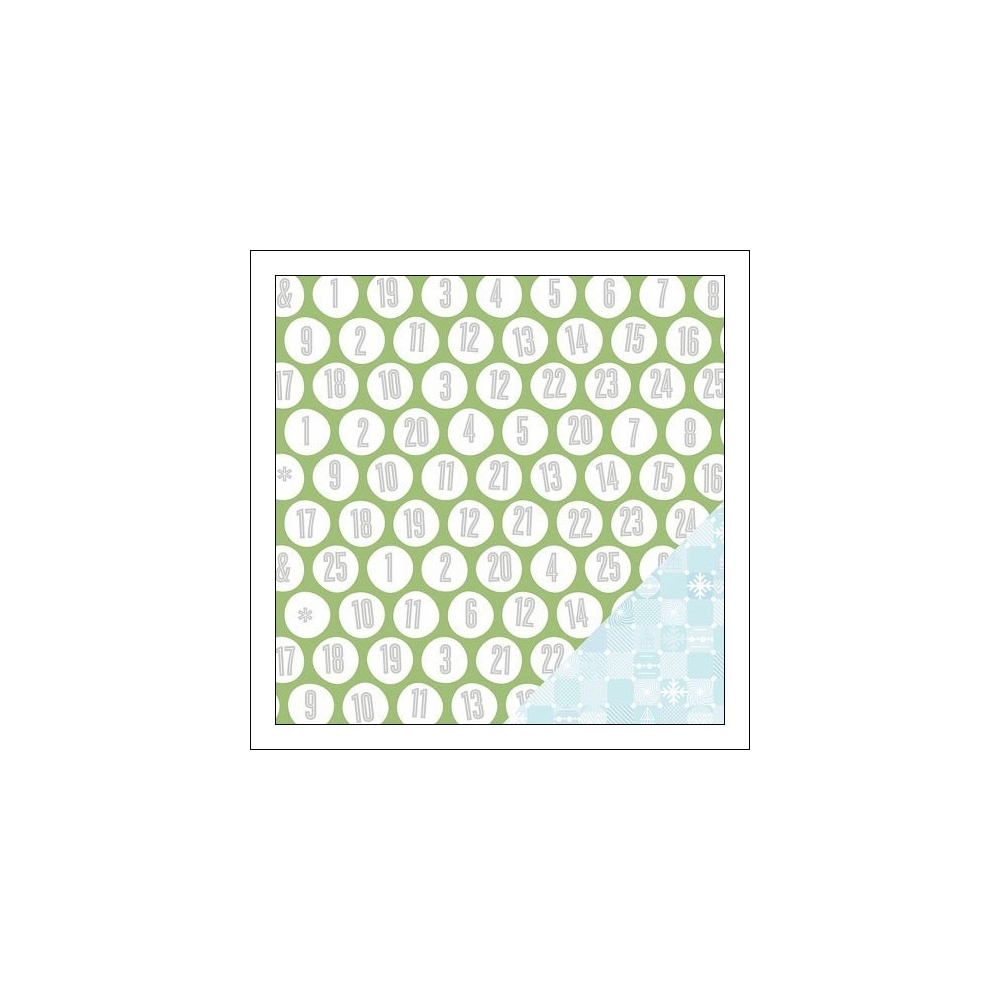 Studio Calico Paper Sheet Countdown Magical Collection