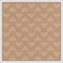 American Crafts Kraft Paper Sheet Heartfelt Stitched Collection by Amy Tangerine
