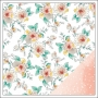 American Crafts Paper Sheet Flora Stitched Collection by Amy Tangerine