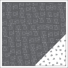 American Crafts Paper Sheet Alternate Stitched Collection by Amy Tangerine