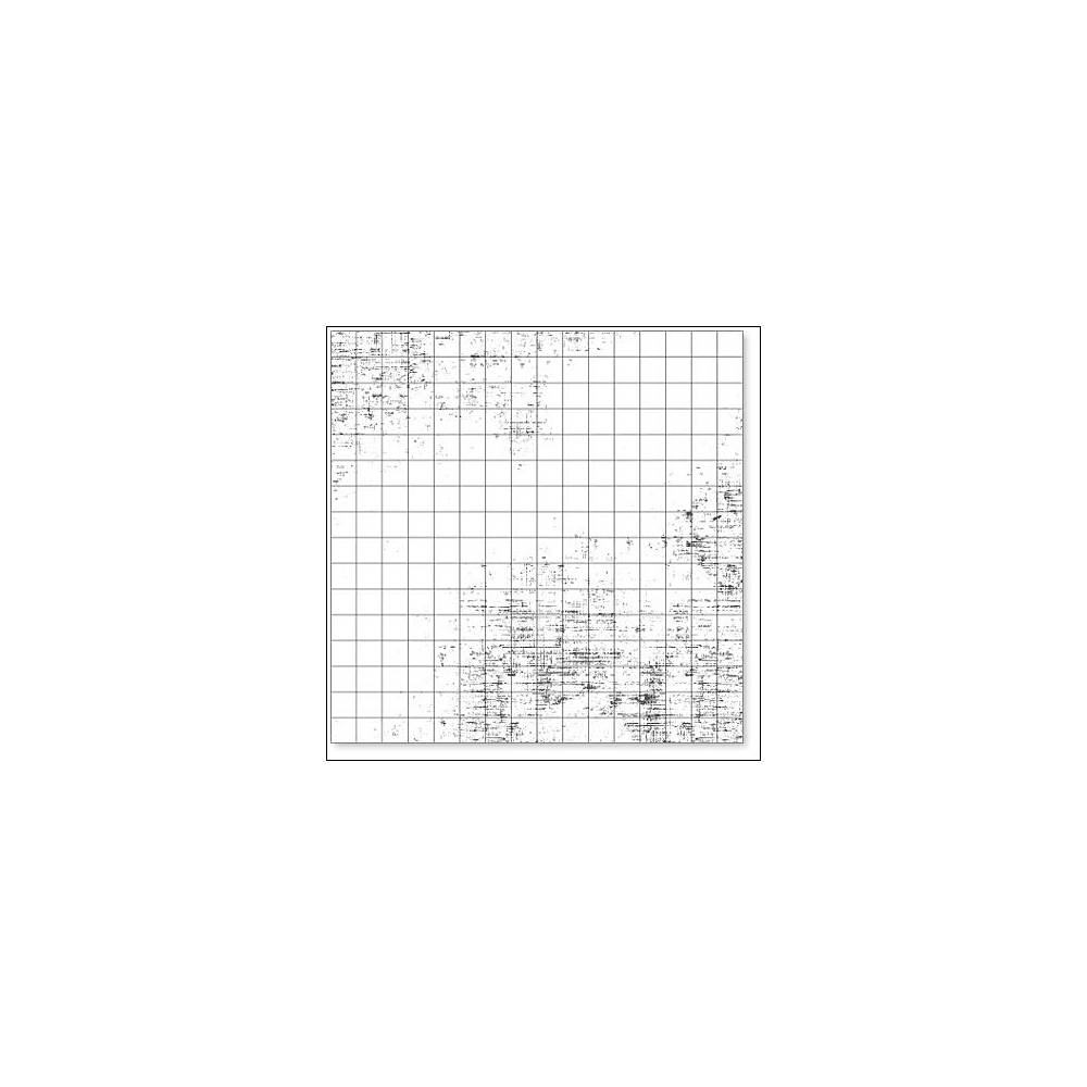 Hambly Screen Prints Overlay Transparency Graph Black