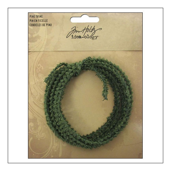 Idea-ology Pine Twine by Tim Holtz