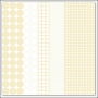Hambly Screen Prints Overlay Transparency Mod Circles White