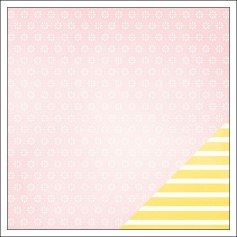 American Crafts Paper Sheet Summer Breeze Serendipity Collection by Dear Lizzy