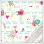 American Crafts Paper Sheet With Love Serendipity Collection by Dear Lizzy