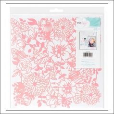 American Crafts Stencil Serendipity Collection by Dear Lizzy