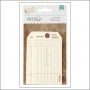 American Crafts Manilla Mercantile Tags DIY Shop 2 Collection