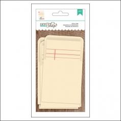 American Crafts Manilla Library Card and Pocket DIY Shop 2 Collection