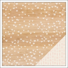 Crate Paper Paper Sheet Be Mine Kiss Kiss Collection