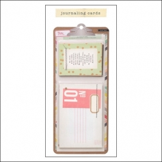 Crate Paper Journaling Cards Notes and Things Collection